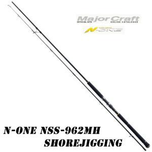 ●メジャークラフト N-ONE エヌワン NSS-962MH+ダイワ 16 クレスト 4000 【ショアジギング入門セット】 infinity-sw 02