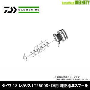 ●ダイワ 18 レガリス LT2500S-XH(4960652141314)用 純正標準スプール (...