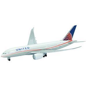 1/600 B787-8 ユナイテッド航空