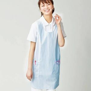 爽やかな印象でかわいい! 白衣に合うカラーのおしゃれなデザインなら、患者さんの心もなごんでちょっぴり...