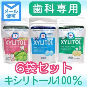 歯科専用 キシリトールガム ラミチャック 6袋 SALE 【メール便可 6袋まで】同梱不可