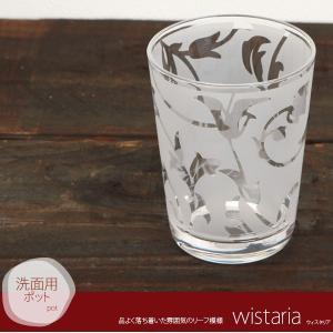 【ウィスタリア】ポット/タンブラー/水飲/グラス/マグカップ/カップ