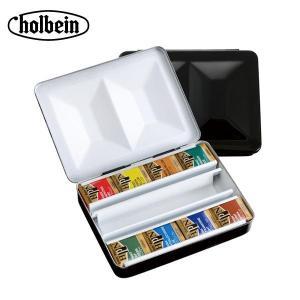 ホルベイン 固形水彩絵具 パンカラー PM688 8色セット(メタルボックス) 2688|infomart