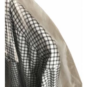 国産 洋服 カバー 10枚組 通常サイズ10枚 こだわりの 日本製 衣類カバー 前面は中が見える透明素材 背面は通気性に優れた不織布製 お得セット|iniko|02