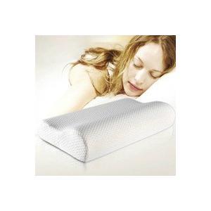 低反発まくら ウレタン枕 47×28×9cm 清潔 ポリエ 寝具 洗濯可能 マクラの写真