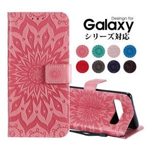 スマホケース Galaxy s10ケース 手帳型 Galaxy s10+ケース ストラップ付 ギャラ...