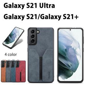 スマホケース  Galaxy S21薄型 背面保護ケース Galaxy S21+ カバー シンプル ケース Galaxy S21 Ultra ケース Galaxy S21 Ultraケース 背面保護  カード収納|initial-k