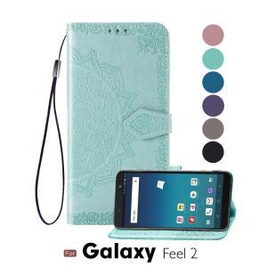 Galaxy Feel2 ケース 手帳型 花柄Galaxy Feel2 SC-02L ケースGalaxy Feel2 SC-02L 手帳型ケース オシャレ かわいい カード収納 磁石 ギャラクシーFeel2 カバー initial-k