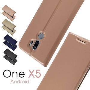 Android One X5ケース 手帳型 one x5 ケース マグネット内蔵 カード収納 LG X5 Y!mobileアンドロイドワンx5カバー 手帳 yモバイル 軽量 薄型 LG One X5 カバー|initial-k