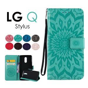 ○対応機種:LG Q Stylus ○素材:PUレザー+TPU ○カラー:ピンク/ミント/ブルー/グ...