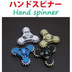 ハンドスピナー 指スピナー フォーカス玩具 ストレス解消 独楽 最流行 三角 人気の指遊び 高速度|initial-k