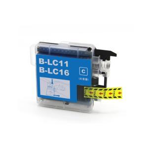 ブラザー 互換 インク LC16C 単品 シアン brother LC16-4PK対応 インクカートリッジ 送料無料|ink-bin