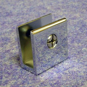 4個セット ステンレス止め金具(留め金具、ガラス・木材固定用金具)A110-10.5mmCP|ink-co