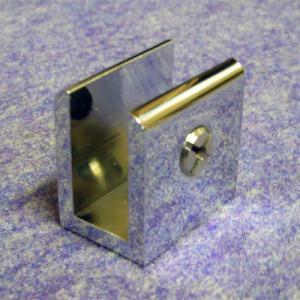 4個セット ステンレス止め金具(留め金具、ガラス・木材固定用金具)A110-13mmCP|ink-co