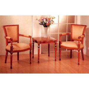 ホテル用椅子、テーブルセット(アンティーク家具)(5セット) INK-C1081s (1セット価格100,000円)|ink-co