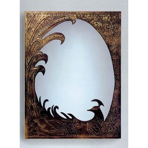 鏡・ミラー(姿見、壁掛け鏡、洗面鏡)DD03-600 ink-co