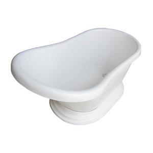 台座バスタブ(INK-0201022H・置き型・浴槽・お風呂) サイズW1200×D650×H610 INK-0203022H|ink-co