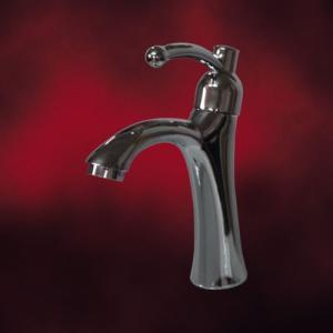 [過去取り扱った商品]単水栓(手洗器用水栓金具・洗面化粧台用蛇口・水栓蛇口)銀 INK-0302005H|ink-co