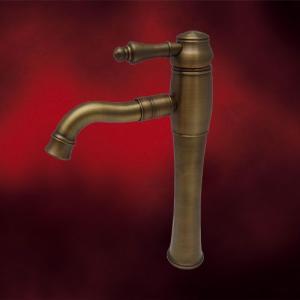 混合水栓(洗面ボウル・洗面台用蛇口) 古銅 INK-0303084G|ink-co