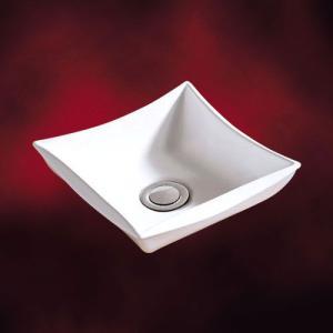 [過去取り扱った商品]-セール-小さい洗面ボウル(おしゃれな手洗い器・洗面台・小型・手洗器・トイレ用・オンカウンターシンク) INK-0405007G|ink-co
