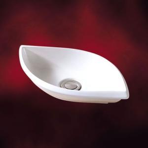 [過去取り扱った商品]小さい洗面ボウル(おしゃれな手洗い器・洗面台・小型・手洗器・トイレ用・オンカウンターシンク) INK-0405012G|ink-co