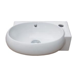 小さい陶器製洗面ボールで、形状も多数あり、オリジナル洗面台製作など幅広く使用できます。店舗、ホテルで...