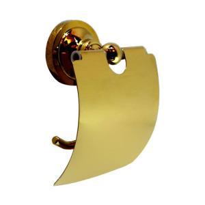 アンティークトイレットペーパーホルダー(紙巻器・サニタリー・ゴールド・金) INK-08010031H(BEK70)|ink-co