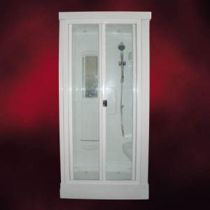 【受注生産品】ガラスシャワーブース(節水タイプシャワーヘッド・シャワールーム・シャワーユニット) INK-1102FL|ink-co