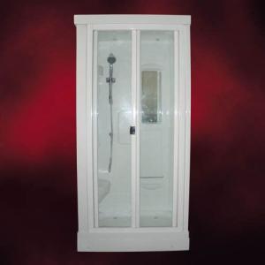 【受注生産品】ガラスシャワーブース(節水タイプシャワーヘッド・シャワールーム・シャワーユニット) INK-1102FR|ink-co
