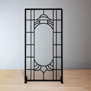 ステンドグラス(アンティーク風・装飾ガラス・シンプル・雑貨) INK-1103001H|ink-co