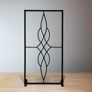 ステンドグラス(アンティーク風・装飾ガラス・シンプル・雑貨・お洒落) INK-1103009H|ink-co