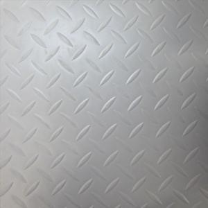 縞鋼板風防滑保護シート |滑り止め(グレー・灰色) 1850mm×918mm INK-1316002|ink-co
