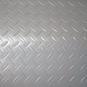 [過去取り扱った商品]縞鋼板風防滑保護シート |滑り止め(シルバー・銀) 910mm×910mm INK-1316004|ink-co
