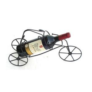 アイアン飾り(ロートアイアン・インテリア・飾り・アンティーク風・ワイン掛け・ワインボトルホルダー・自転車) INK-1401069H|ink-co