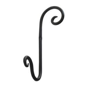 アイアンフック(帽子掛け・インテリア・アンティーク・ハンガーフック・お洒落・アイアン飾り) INK-1401144H|ink-co