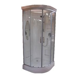 ガラスシャワーブースFRP素材(節水タイプシャワーヘッド・シャワールーム・シャワーユニット) INK-949CH2|ink-co
