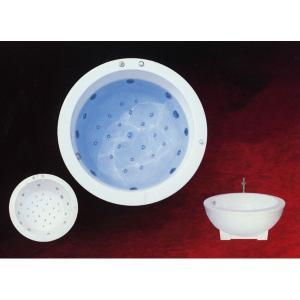 [過去取り扱った商品]バスタブ(置き型・浴槽・お風呂)サイズW1500×D1500×H620 INK-ART021|ink-co