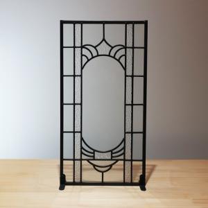 ステンドグラス(アンティーク風・装飾ガラス・シンプル・小さい) INK-Sglass12|ink-co