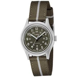 [TIMEX] 腕時計 MK1 メカニカルキャンパー TW2U69000 グリーン inkgekiyasu