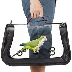 Colorday軽量 鳥用キャリーバッグ、鳥用トラベルケージ|inkgekiyasu