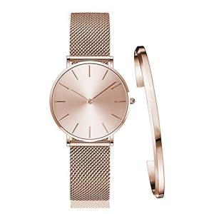 レディース 腕時計 おしゃれ クラシック シンプル 女性 時計 ビジネス 日本製クオーツ バングル ブレスレット watch for women inkgekiyasu