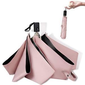 超軽量 216g 日傘 ワンタッチ 自動開閉 折りたたみ傘 レディース 晴雨兼用 折り畳み日傘 uvカット 100 遮光 超撥水 耐強風 携帯しやすい inkgekiyasu