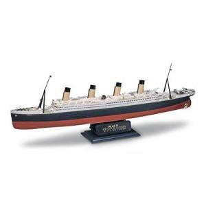 アメリカレベル 1/570 RMS タイタニック 客船 00445 プラモデル inkgekiyasu