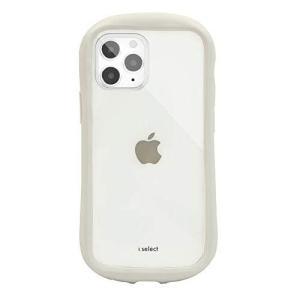 グランサンク i select clear iphone12 iphone12pro ケース 【 オフホワイト 】 ISE-15OWH|inkgekiyasu