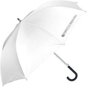 100% 完全遮光 UVカット傘 日傘 最大直径 120cm ジャンプ傘 大きい ビッグサイズ なのに 超軽量 ! 100%紫外線カット 長傘 持ち手 inkgekiyasu