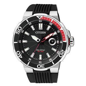 [シチズン] 腕時計 CITIZEN海外モデル エコ・ドライブ 特定店取扱いモデル AW1420-04E メンズ ブラック inkgekiyasu