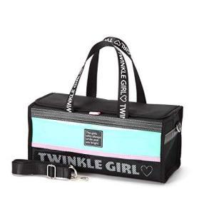 モリベクリエーション 絵の具バッグ 画材バッグ TWINKLE GIRL M16R-TWI-B inkgekiyasu