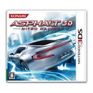 アスファルト3D ニトロレーシング - 3DS|inkgekiyasu