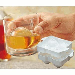 まんまる氷が簡単に作れる製氷皿 まるまる氷 大 メール便送料無料