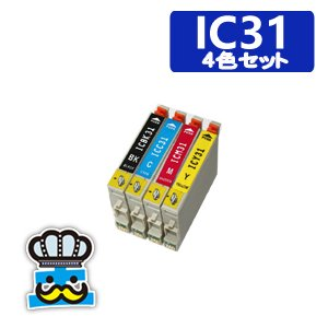 PX-V600 対応 プリンター インク EPSON エプソン IC31 互換インク|inkoukoku